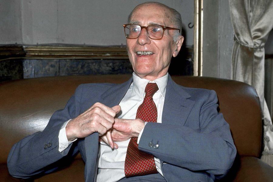 Indro Montanelli virtuoso della penna